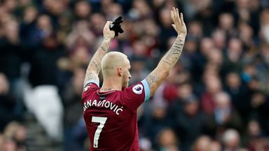 West Ham's options post Arnautovic