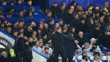 'Poch proud despite defeat'