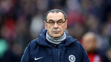 Sarri: Man City best in Europe