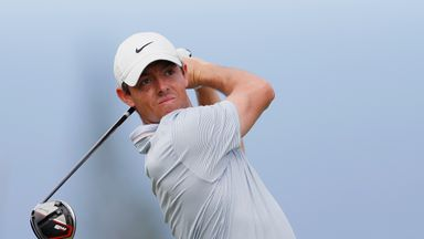 McIlroy chasing Hawaii leader Woodland
