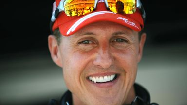 Schumacher's 50th: A tribute