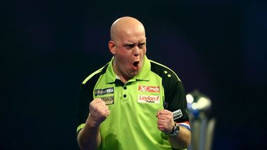 MVG's winning darts