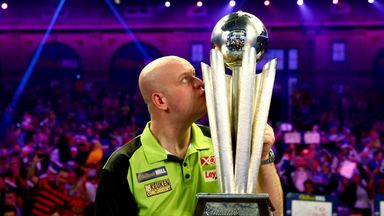 Van Gerwen: I've had to make sacrifices