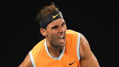 Australian Open Day 5 highlights