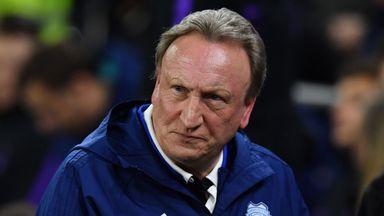 Warnock: Cardiff facing mammoth task
