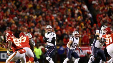 Patriots 37-31 Chiefs (OT)
