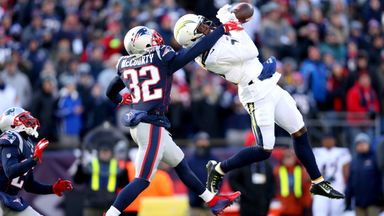 Chargers 28-41 Patriots