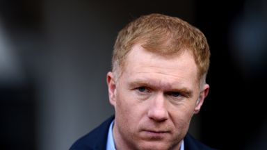 Scholes keen to return to football