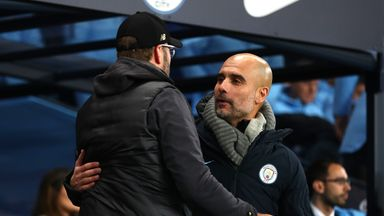 Pep thanks Klopp for title fight