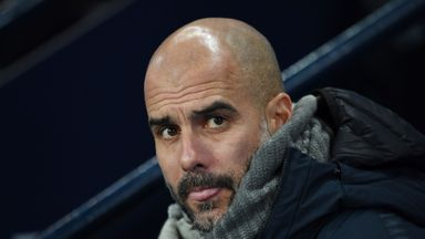 Pep: City dreaming of CL success