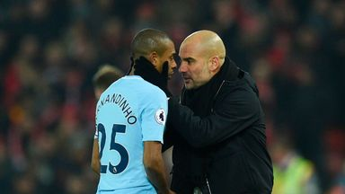 Pep: City scouting defensive midfielders