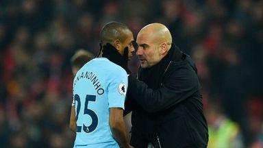 Pep: City scouting defensive midfielders
