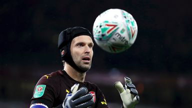 Cech retirement surprises Seaman