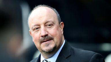 Benitez: The job is still not done
