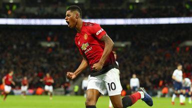 Tottenham 0-1 Manchester Utd