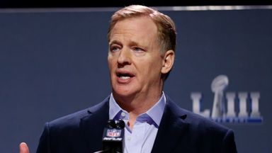 Goodell: NFL to consider medical marijuana
