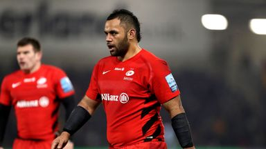 McCall expects Vunipola to be booed again