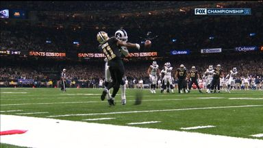 Should Saints have had a penalty?
