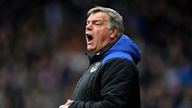 Allardyce: Huddersfield not considering me