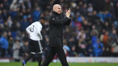 Dyche: Burnley not in new territory