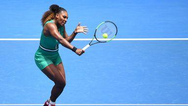 Serena introduces the Serenatard