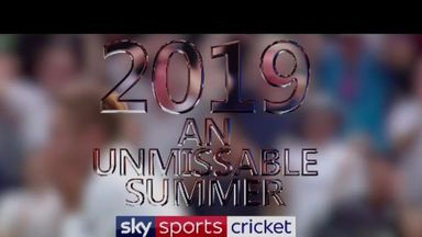 Sky's biggest summer of cricket!