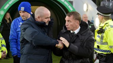 Clarke: Celtic will be smarting