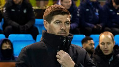 Gerrard 'surprised' by Clarke comments