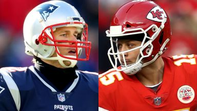 Chiefs to take on Pats in -20 chill