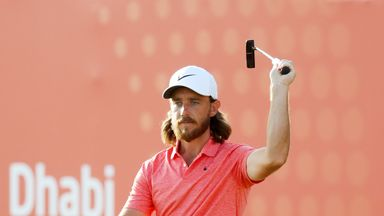 Relief for Fleetwood in Abu Dhabi
