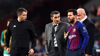Valverde extends Barca deal