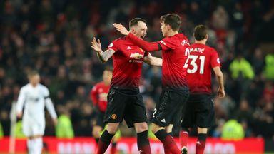 Manchester Utd 2-2 Burnley