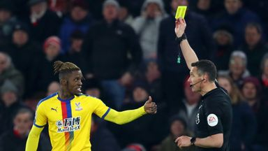 Hodgson awaiting Zaha verdict