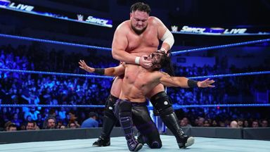 Ali seeks payback against Samoa Joe