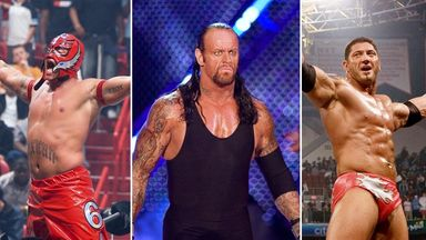 The epic history of Royal Rumble winners