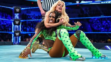 Naomi looks to make Mandy Rose pay
