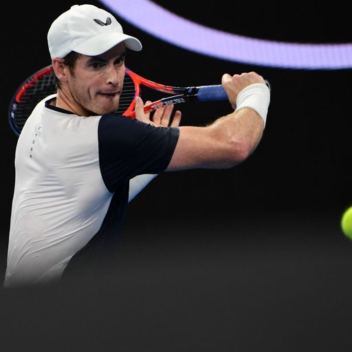 Sir Andy Murray ponders tennis return