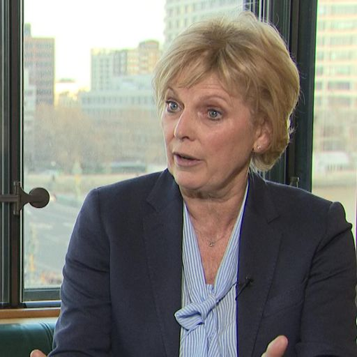 Anna Soubry 'felt in physical danger' when confronted by protesters outside parliament