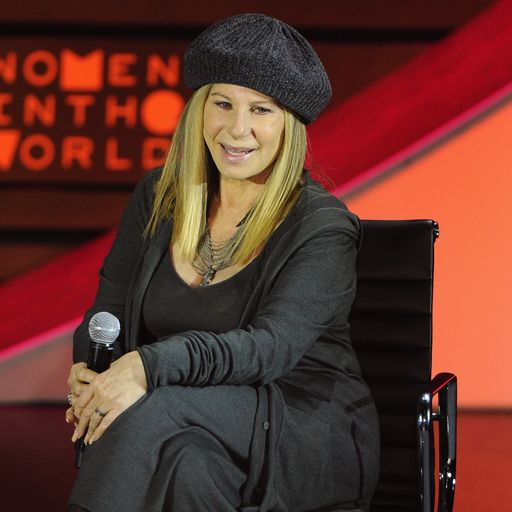 Barbra Streisand reveals she cloned her 'beloved' dead dog Samantha twice