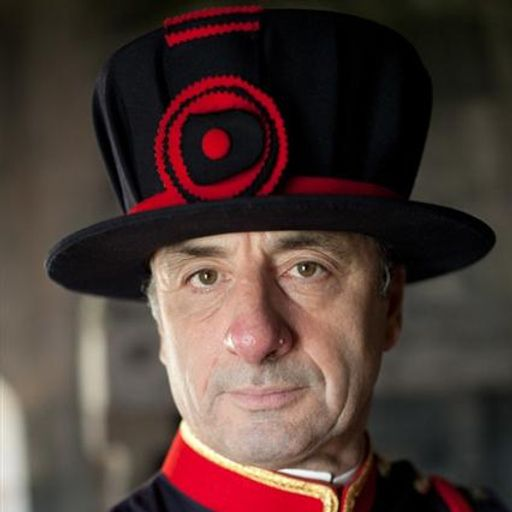 The most fun ever! What it's like to be a Beefeater