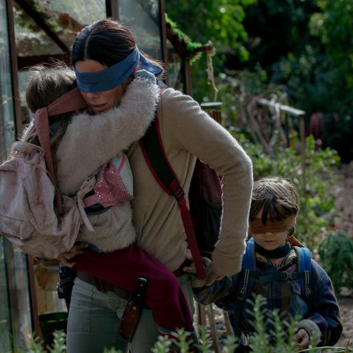 Netflix begs Bird Box fans: Don't try this at home