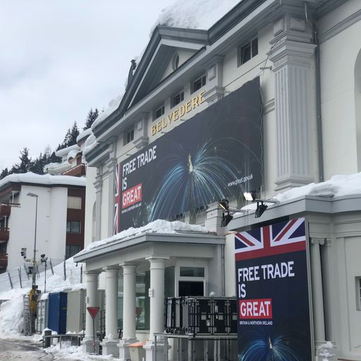Davos is a little less starry this year