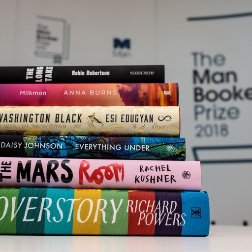 Man ends Booker Prize sponsorship deal