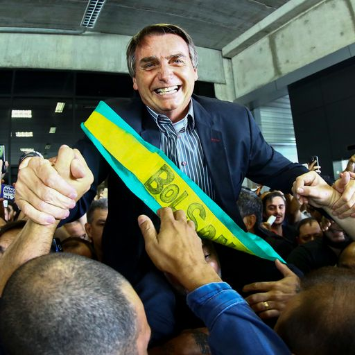 'Trump of the Tropics' - Controversial quotes by Brazil's new president Jair Bolsonaro