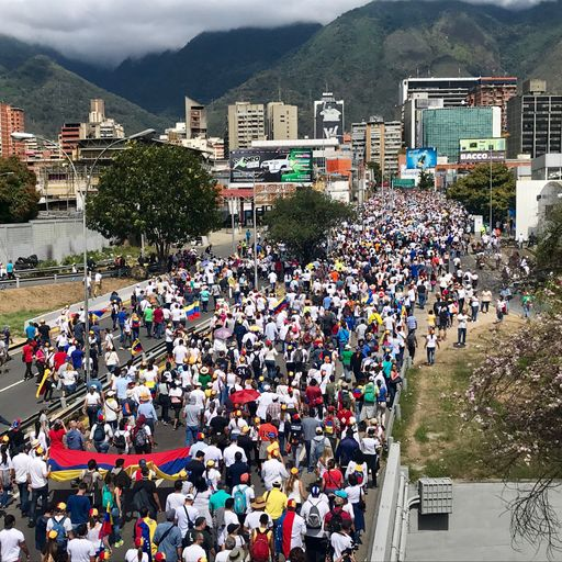 Why is Venezuela a country in turmoil?