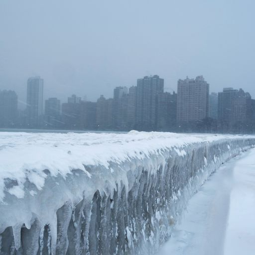 Eight die as polar vortex brings bites in US