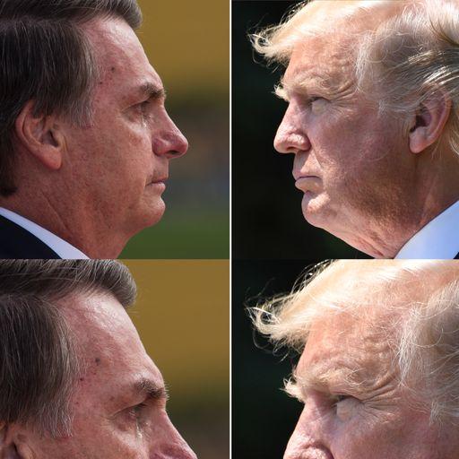 Brazil has found its Donald Trump in Jair Bolsanaro