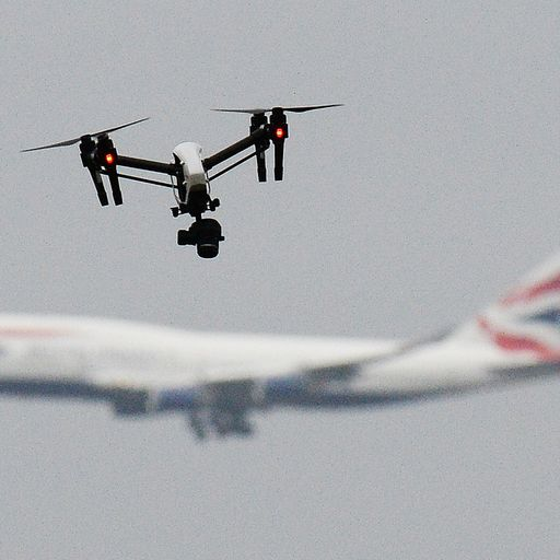 Revealed: Drones used for stalking and filming cash machines in the UK