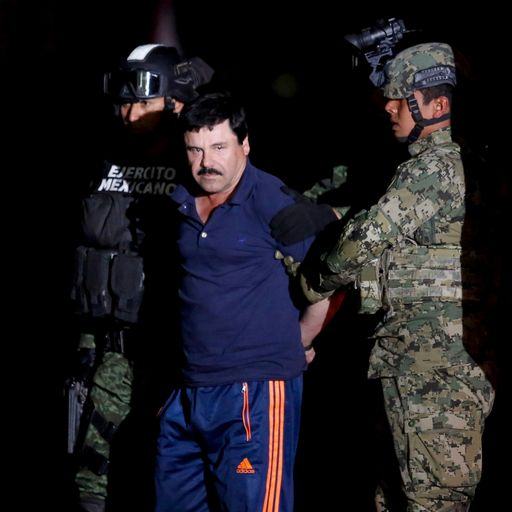 Getting 'Shorty': How police nailed drug kingpin El Chapo