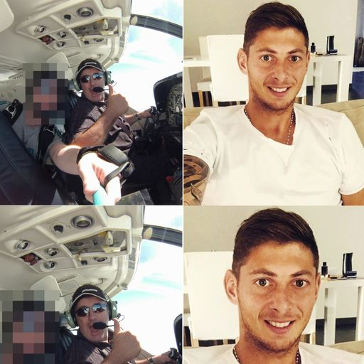 Emiliano Sala: Did pilot of missing plane have right licence?